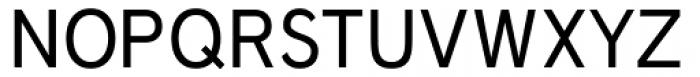 Fonce Sans Pro Font UPPERCASE