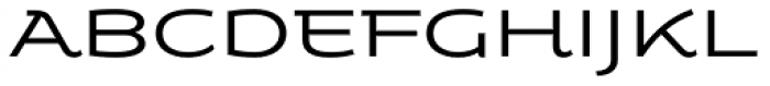 Fondue Regular Font UPPERCASE
