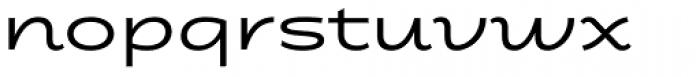 Fondue Regular Font LOWERCASE