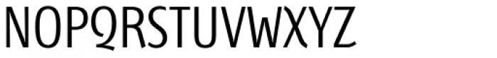 Fontana ND Cc OsF Light Font UPPERCASE