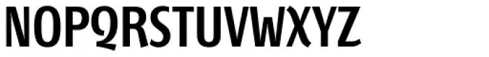 Fontana ND Ee OsF SemiBold Font UPPERCASE