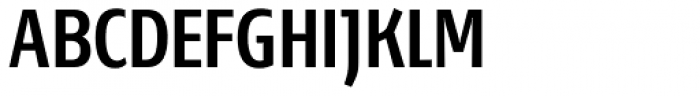 Fontana ND Ee SC OsF SemiBold Font UPPERCASE