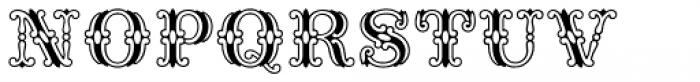 Fontanesi RMU Font UPPERCASE