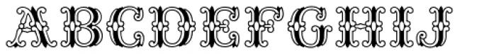 Fontanesi RMU Font LOWERCASE