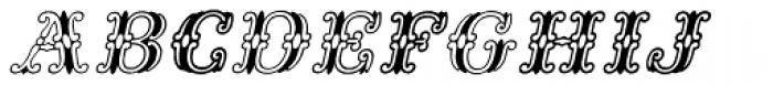 Fontaniolo Italic Font UPPERCASE