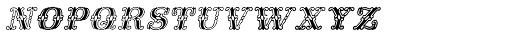 Fontaniolo Italic Font LOWERCASE