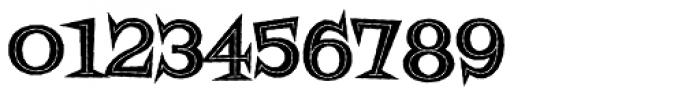 Fontdinerdotcom Jazz Dark Font OTHER CHARS