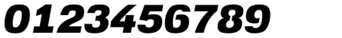 Foobar Pro Black Oblique Font OTHER CHARS