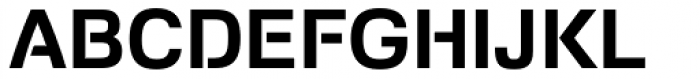 Foobar Pro Bold Font UPPERCASE