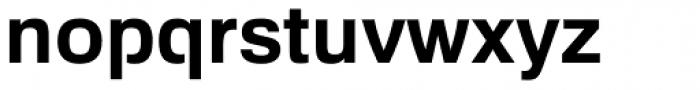 Foobar Pro Bold Font LOWERCASE