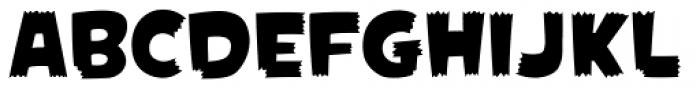 Foom Font LOWERCASE