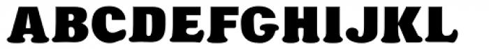Fooper Font UPPERCASE