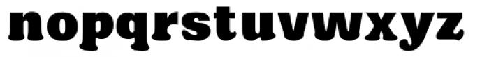 Fooper Font LOWERCASE