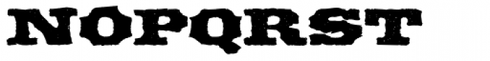 Force Brute&Ignorance Font UPPERCASE