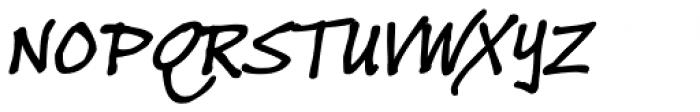 Fords Folly Bold Italic Font UPPERCASE
