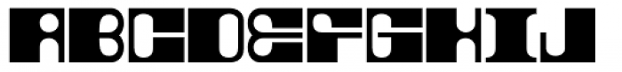 Fore Font UPPERCASE