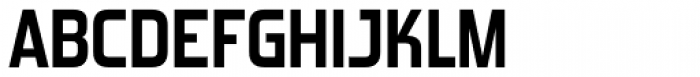 Forgotten Futurist Bold Font UPPERCASE