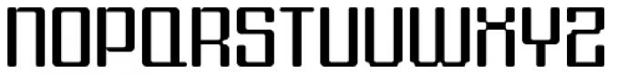 Formetic Light Font UPPERCASE