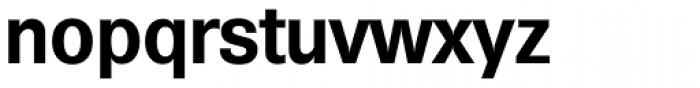 Formula Serial Bold Font LOWERCASE