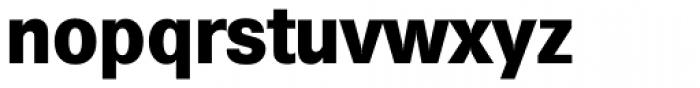 Formula Serial ExtraBold Font LOWERCASE