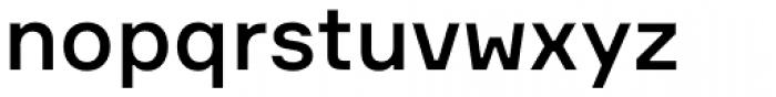Formular Medium Font LOWERCASE