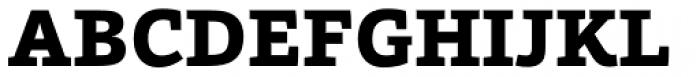 Foro ExtraBold Font UPPERCASE