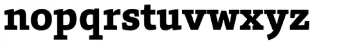 Foro ExtraBold Font LOWERCASE