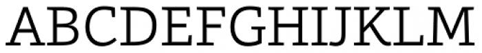 Foro Light Font UPPERCASE