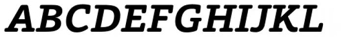 Foro Rounded Bold Italic Font UPPERCASE