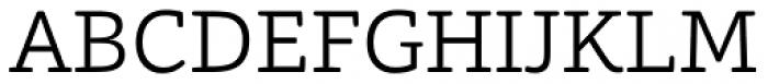 Foro Rounded Light Font UPPERCASE
