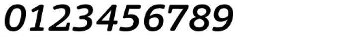 Foro Rounded Medium Italic Font OTHER CHARS