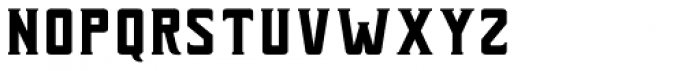 Forthland 01 Font LOWERCASE