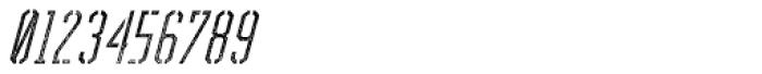 Forthland 10 Oblique Font OTHER CHARS