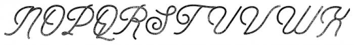 Forthland 11 Font UPPERCASE