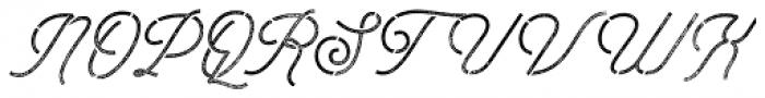 Forthland 12 Font UPPERCASE