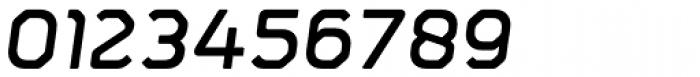 Fortima Semi Bold Italic Font OTHER CHARS