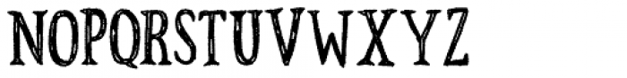 Fortunate Font UPPERCASE