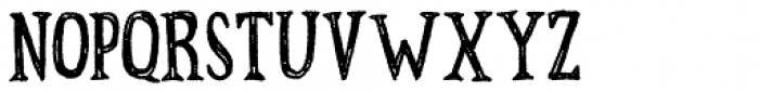 Fortunate Font LOWERCASE