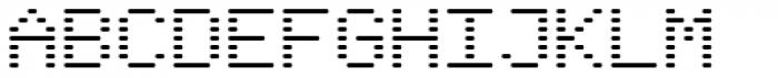 Foundry Dit Light Font UPPERCASE