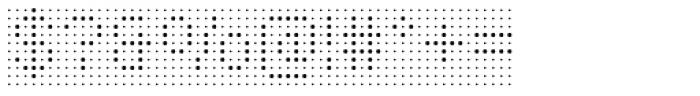 Foundry Flek Light Font OTHER CHARS