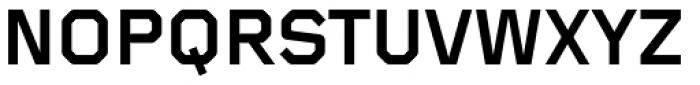 Foundry Gridnik Bold Font UPPERCASE