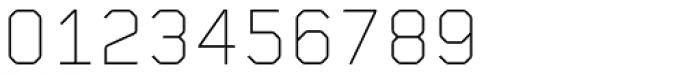 Foundry Gridnik Light Font OTHER CHARS