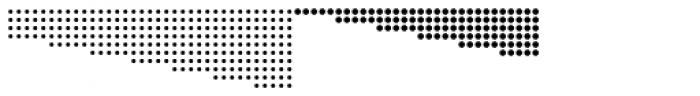Foundry Plek Grid Font UPPERCASE