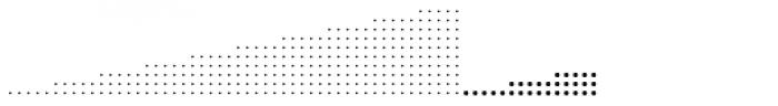 Foundry Plek Grid Font LOWERCASE