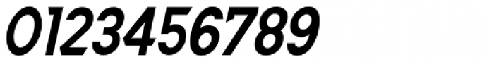 Fountain Service Oblique JNL Font OTHER CHARS
