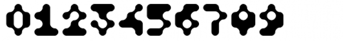 Fourforty Regular Font OTHER CHARS