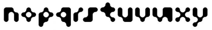 Fourforty Regular Font LOWERCASE