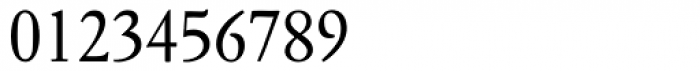 Fournier MT Regular Font OTHER CHARS