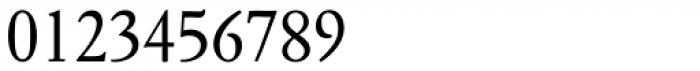 Fournier MT Std Regular Font OTHER CHARS