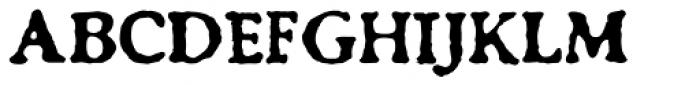Fourteen64 Font UPPERCASE